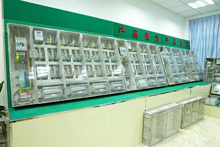 PC透明电表箱